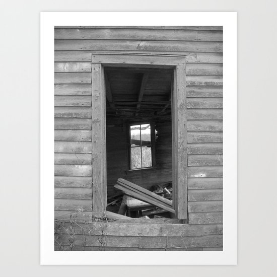 houseghost 1 Art Print