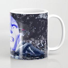 Maske des Bösen Coffee Mug