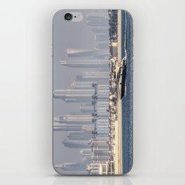 Dubai Yacht And Architecture iPhone Skin