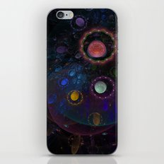Fantasy cosmos iPhone & iPod Skin