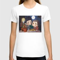 clueless T-shirts featuring The Stiles&TheTramp by MGNemesi
