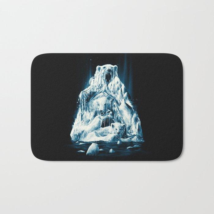 Melting Icebears Bath Mat