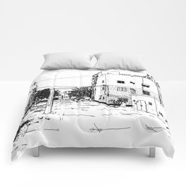 Demolition Anxiety 05 Comforters