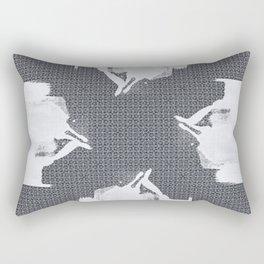 pattern x Rectangular Pillow