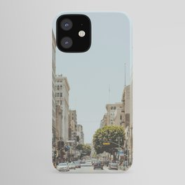 Downtown Los Angeles VI iPhone Case