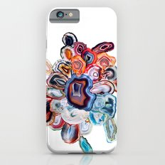 Earth's Loveliness, Agate Collection Slim Case iPhone 6