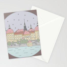 Castle Moritzburg Saxony - Cinderella Stationery Cards