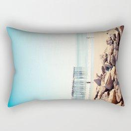59th Street Rectangular Pillow
