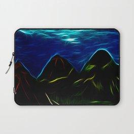 Midnight Mountains Laptop Sleeve