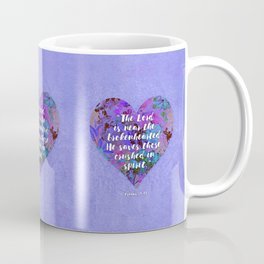 Near the Brokenhearted Coffee Mug