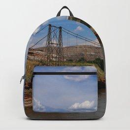 Dewey Bridge Ruins Backpack