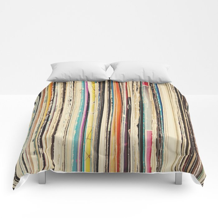 Record Collection Comforters
