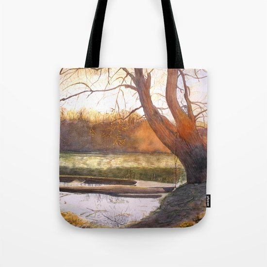 Somewhere in Hungary Tote Bag