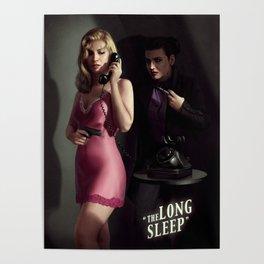 The Long Sleep Poster