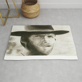 The Man With No Name Rug