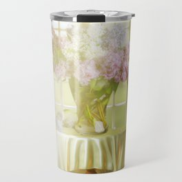 Springtime In My Window Travel Mug
