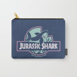 Jurassic Shark - Great White Shark Carry-All Pouch