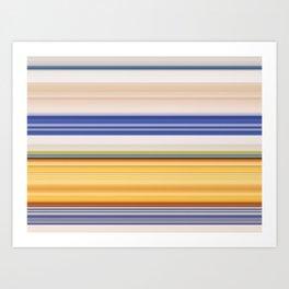 Starry Morning Art Print