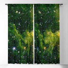 Spider Nebula I Constellation Auriga Space Galaxy Blackout Curtain