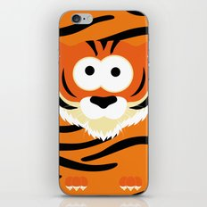 Minimal Tiger iPhone & iPod Skin