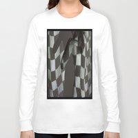 flag Long Sleeve T-shirts featuring Flag by nineteen68