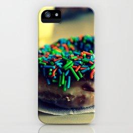 Doughnut iPhone Case