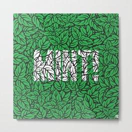 Mint! Metal Print