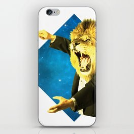 Big 5 Virtuoso - Lion iPhone Skin