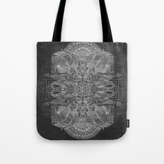 Etched Offering Tote Bag