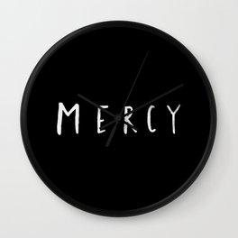 Mercy II Wall Clock