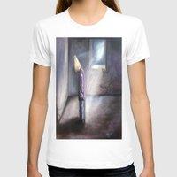 depression T-shirts featuring depression by Michael Anthony Alvarez