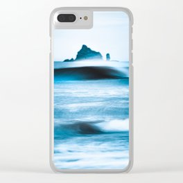 The End Of Days Clear iPhone Case