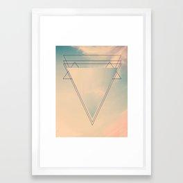 Skys (danalog1.bandcamp.com) Framed Art Print