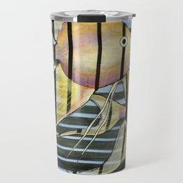 Angelfish Chiffon Travel Mug
