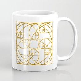 Golden Ropes Coffee Mug