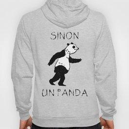 Sinon, un panda (2) Hoody