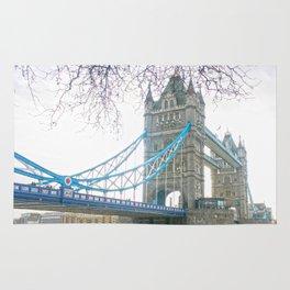 Tower bridge II Rug