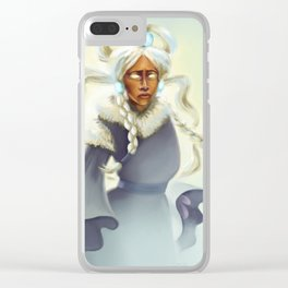 Princess Yue Transforms Clear iPhone Case