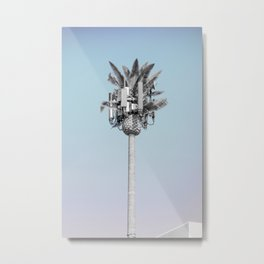California Connection Tower #16 Metal Print