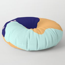 Melted Floor Pillow
