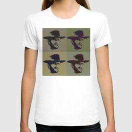 Clint Eastwood Pop Art T-shirt