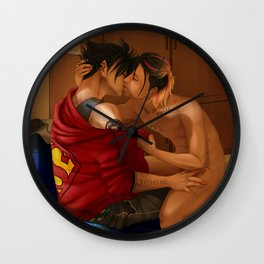 Adulthood Wall Clock