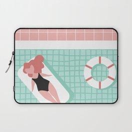 Pool Day Laptop Sleeve
