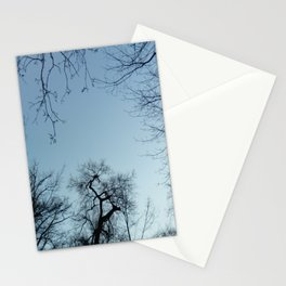 Nature, landscape and twilight 3 Stationery Cards