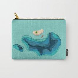 Breathe Deep Carry-All Pouch