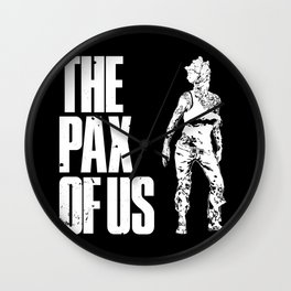 The PAX of Us Wall Clock