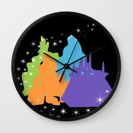 Mount Magic Wall Clock