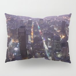 Johannesburg By Night Pillow Sham