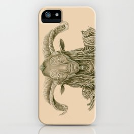 Pan's Labyrinth iPhone Case