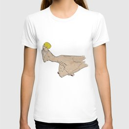 The Bulimic Sphincter #4 T-shirt